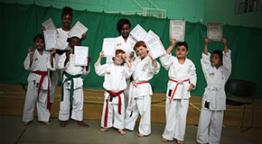 Olympic Karate Inc. Are Proud To Support Education - Please Contact Us For More Info