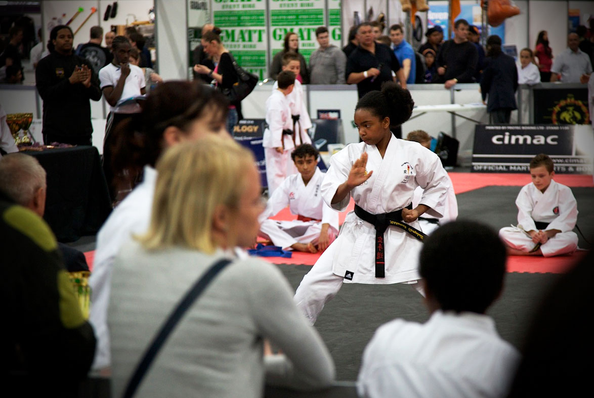 karate competitions in south east england