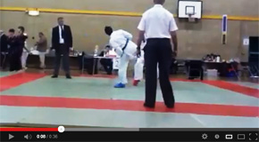 Olympic Karate Inc Championships Video
