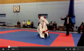 Olympic Karate Championships Video